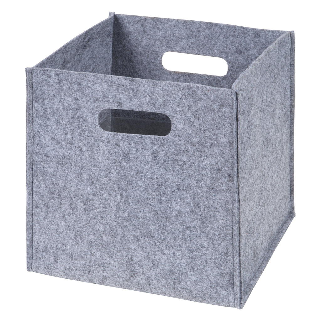 Light Gray Felt Storage Cube103121$9.99Trend Lab