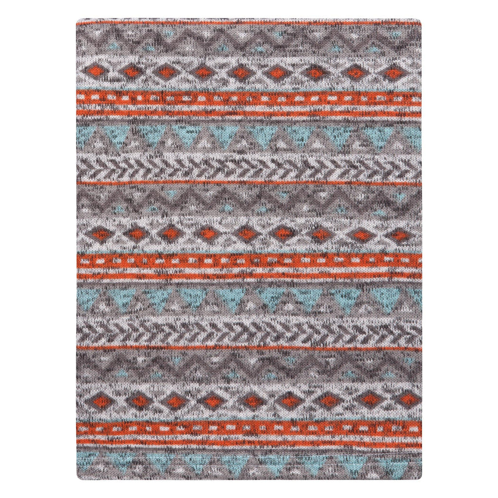 Aztec Sweatshirt Knit Baby Blanket Trend Lab, LLC