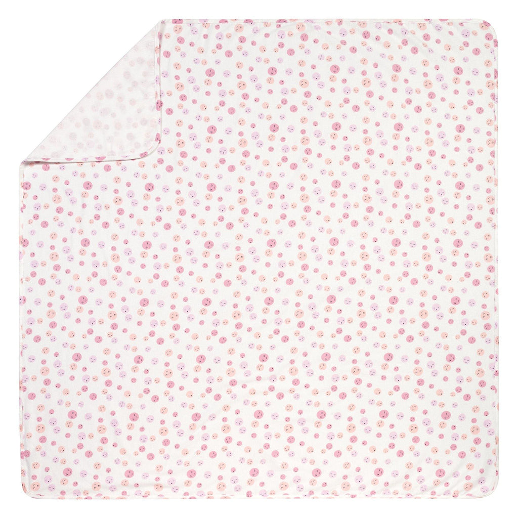 Be Happy Deluxe Flannel Swaddle Blanket103230$12.99Trend Lab
