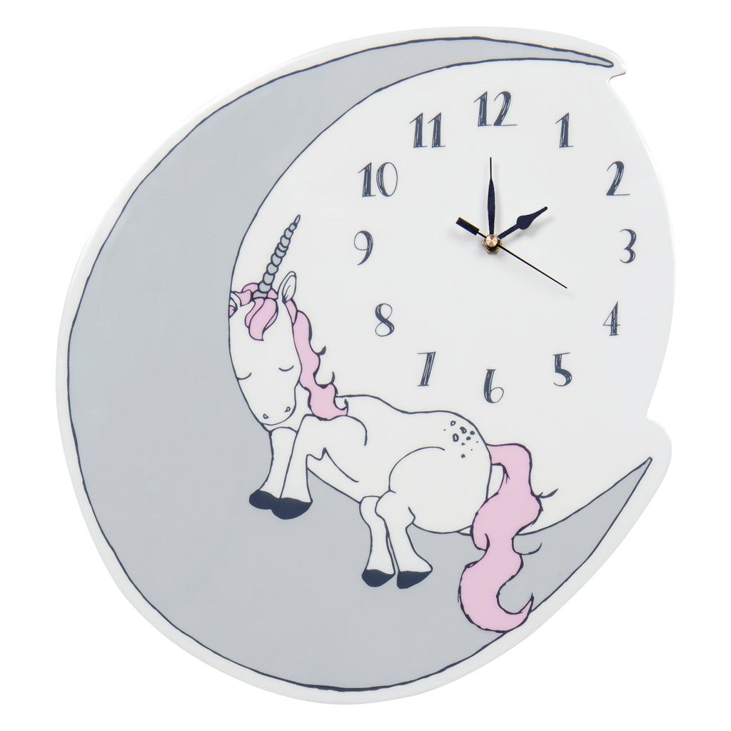 Unicorn Dreams Wall Clock Trend Lab, LLC