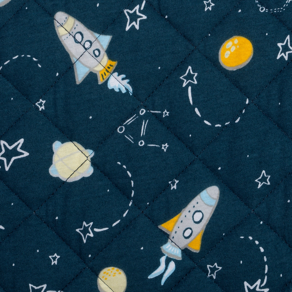 Rockets Quilted Jersey Playard Sheet Trend Lab, LLC