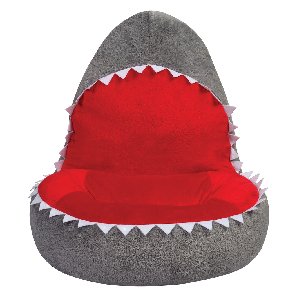 Children's Plush Shark Character Chair103402$69.99Trend Lab