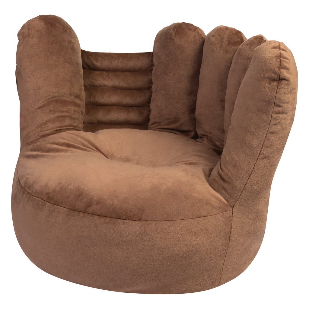 Children's Plush Glove Character Chair