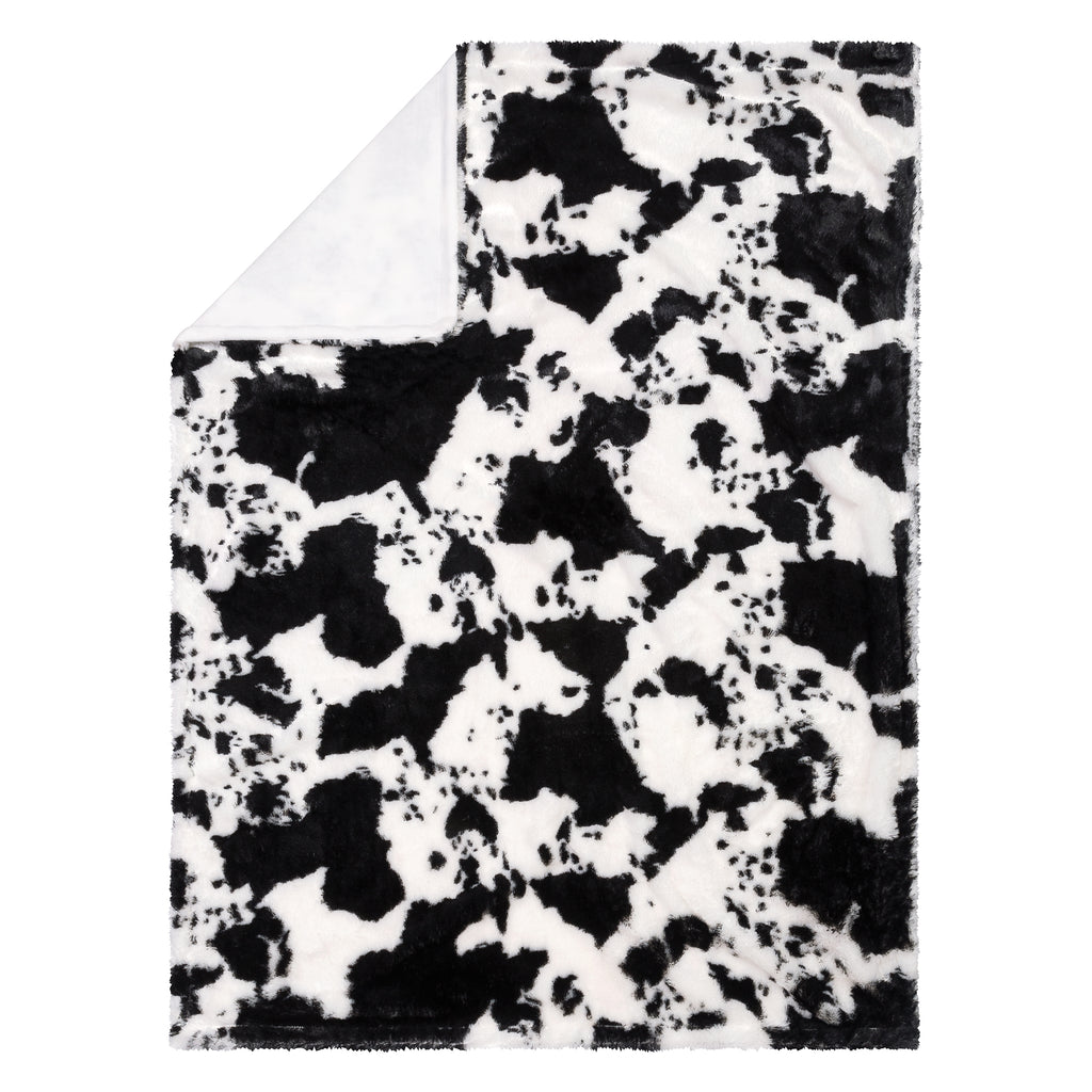 Cow Print Plush Baby Blanket103544$19.99Trend Lab