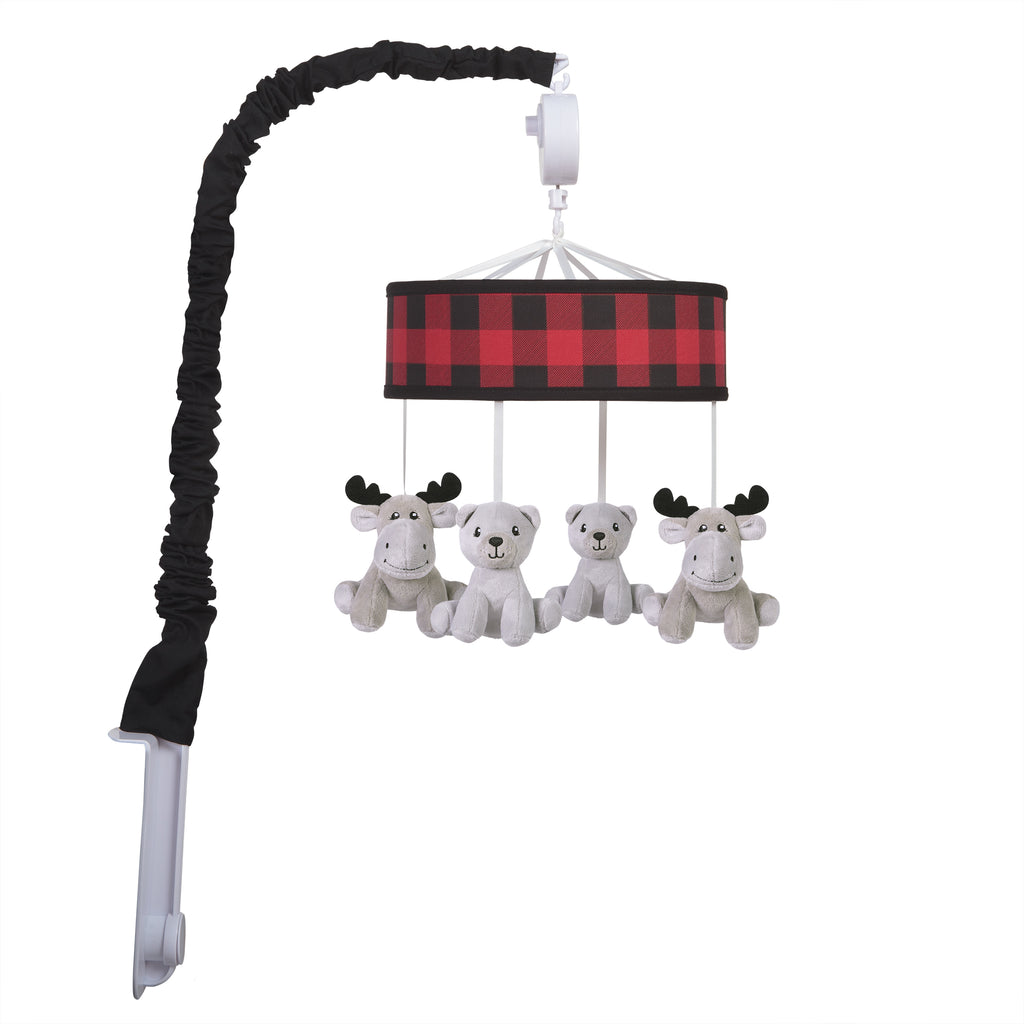 Lumberjack Plaid Musical Crib Mobile by Trend Lab103590$34.99Trend Lab