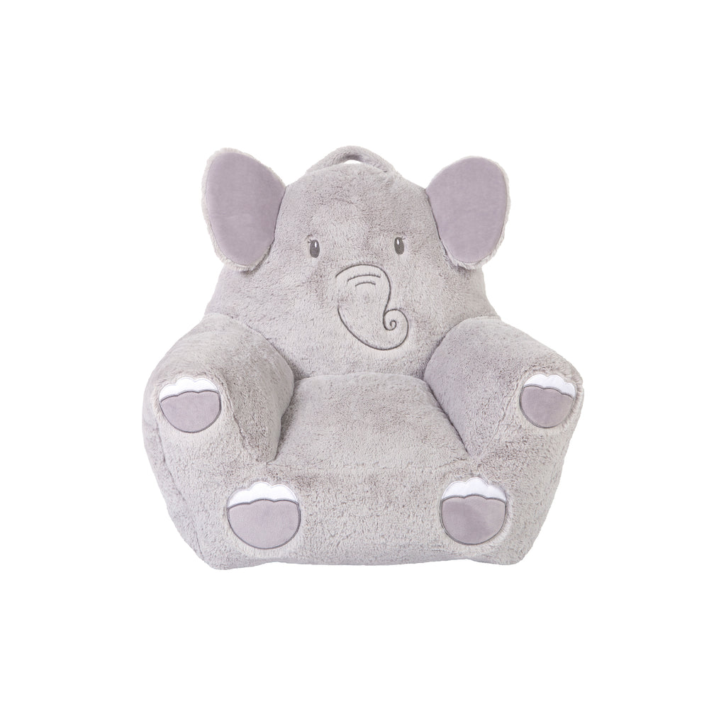 Cuddo Buddies Elephant Plush Character Chair103707$49.99Trend Lab