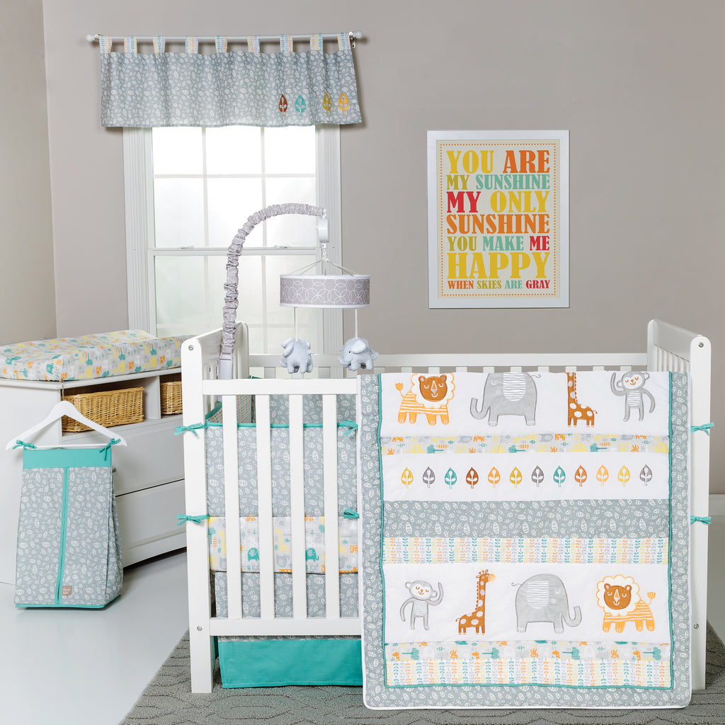Gray and White Circles Musical Crib Mobile105025$44.99Trend Lab