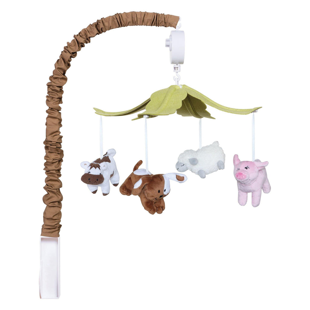 Baby Barnyard Musical Crib Mobile105032$44.99Trend Lab