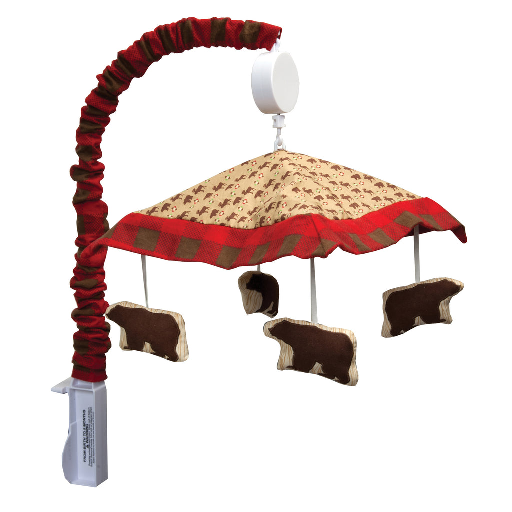 Northwoods Musical Crib Mobile105049$44.99Trend Lab