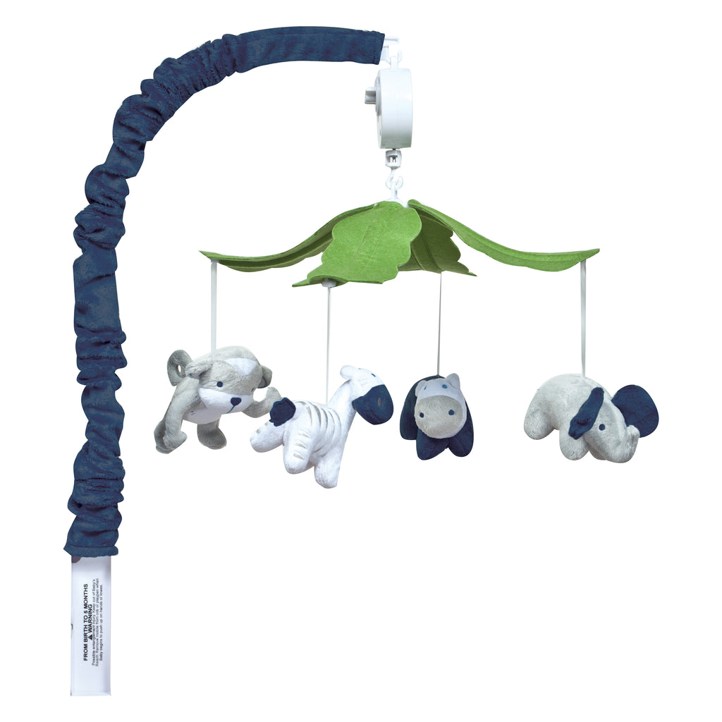Perfectly Navy Musical Crib Mobile105054$44.99Trend Lab