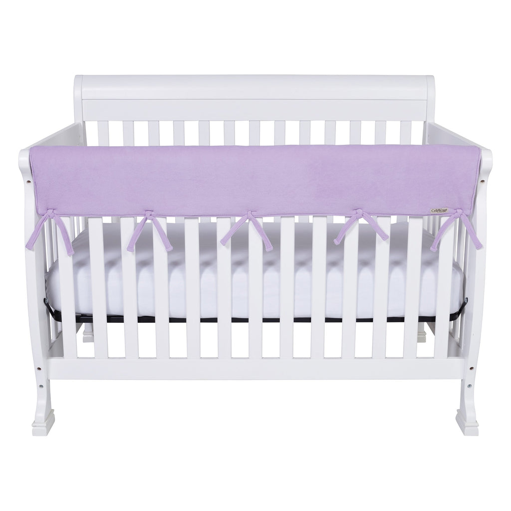 CribWrap® Wide 1 Long Lavender Fleece Rail Cover109104$19.99Trend Lab