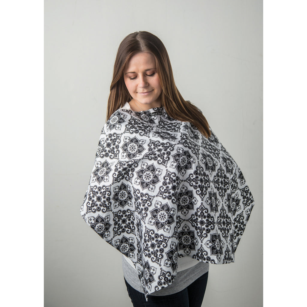 Versailles Nursing Cover109206$18.99Trend Lab