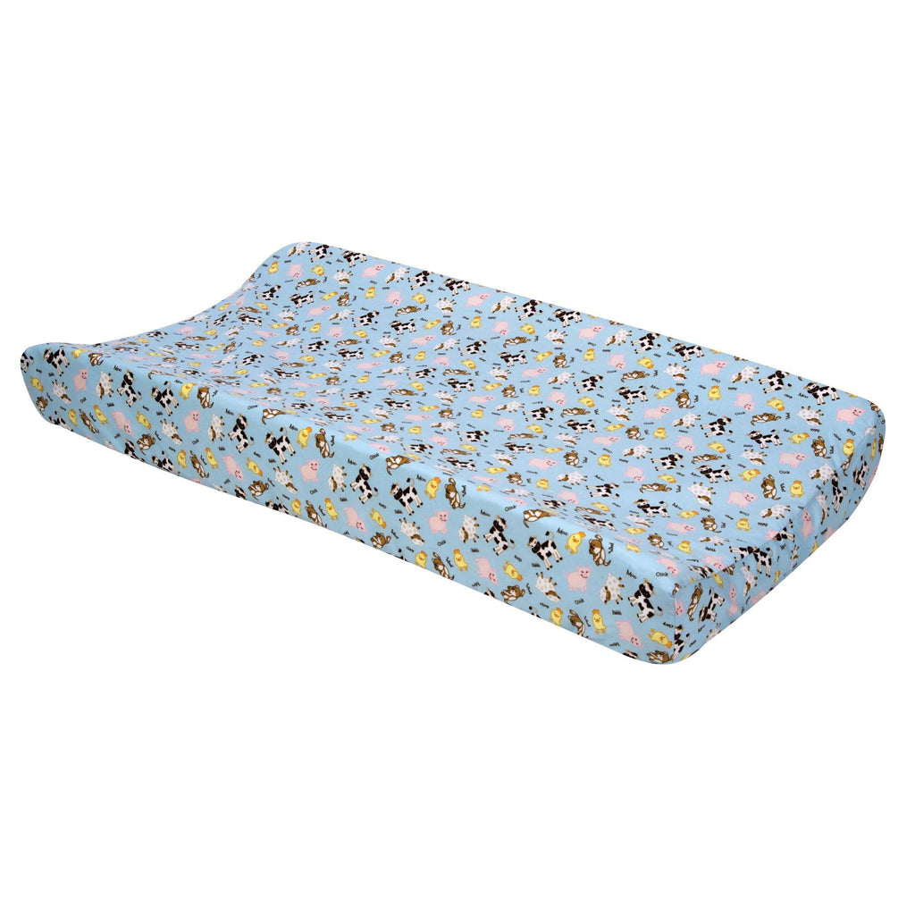 Baby Barnyard Changing Pad Cover Trend Lab, LLC