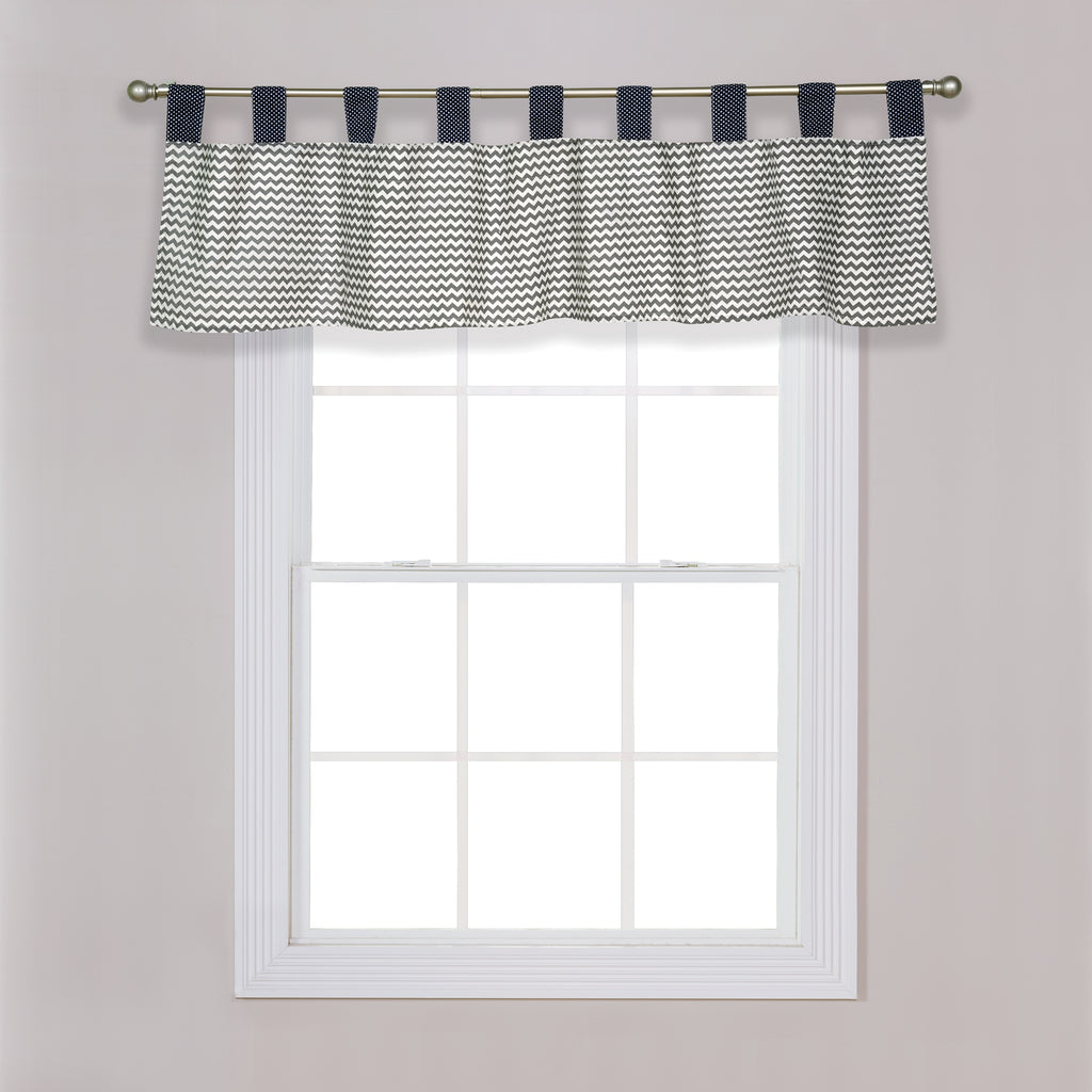 Perfectly Preppy Window Valance Trend Lab, LLC