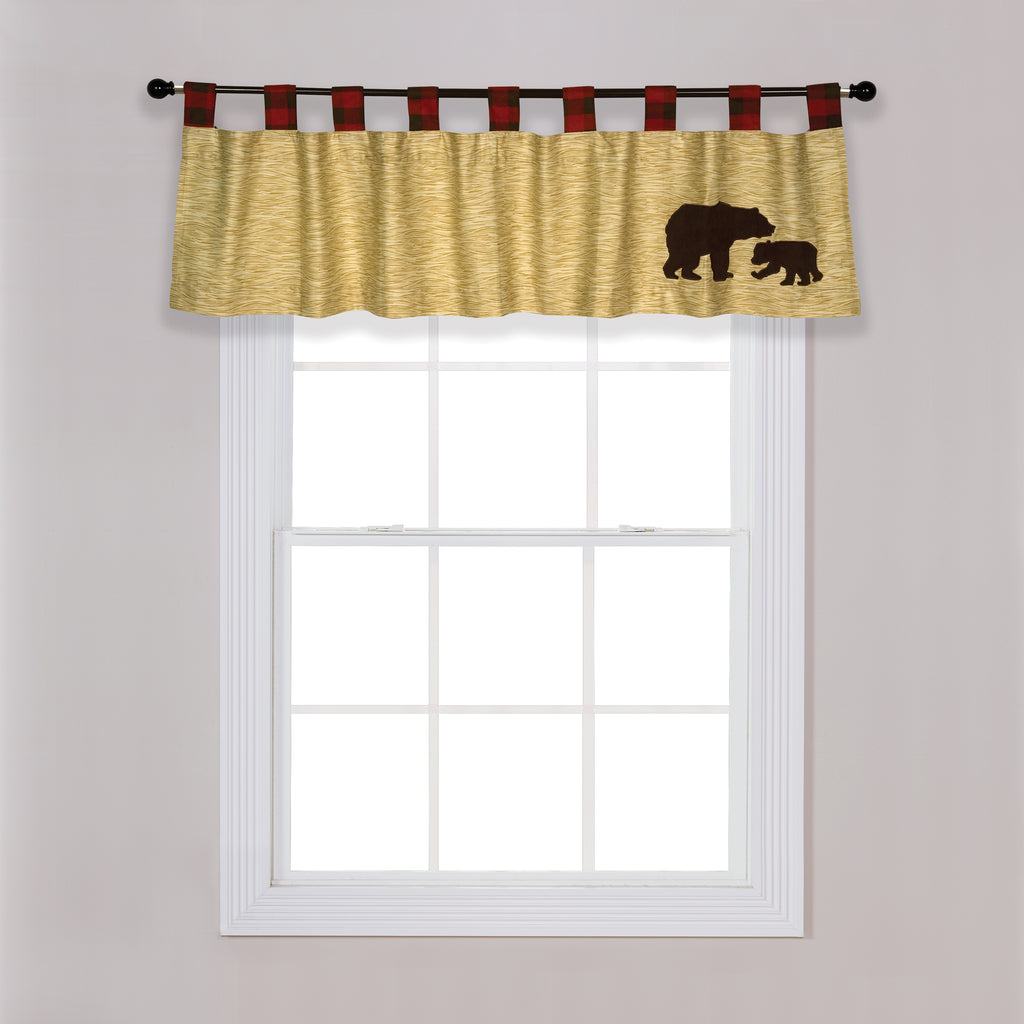 Northwoods Window Valance110242$17.99Trend Lab