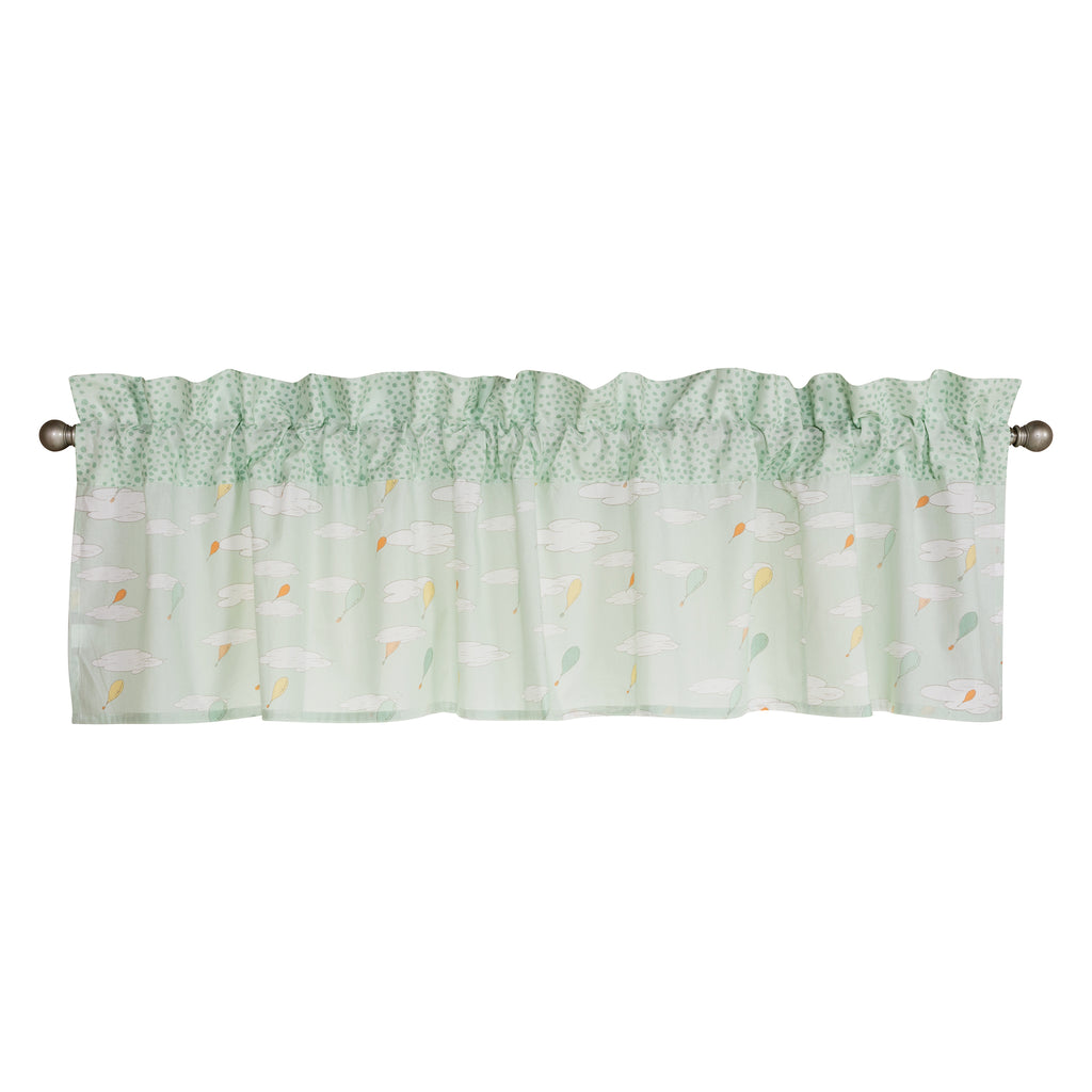 Dr. Seuss™ Oh, the Places You'll Go! Unisex Window Valance Trend Lab, LLC