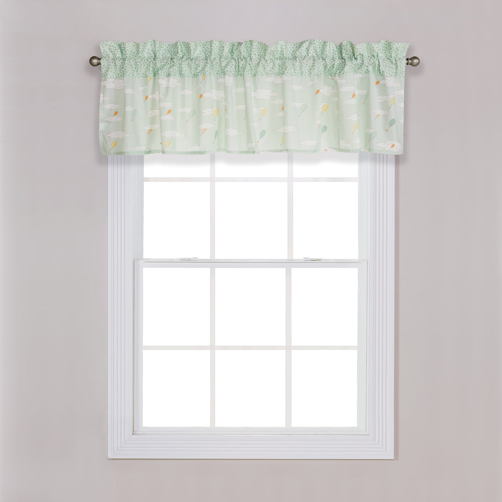 Dr. Seuss™ Oh, the Places You'll Go! Unisex Window Valance