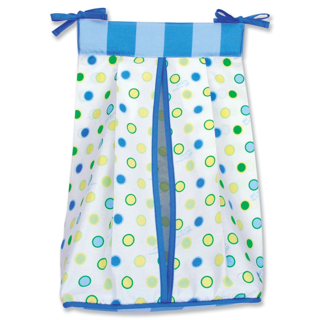 Dr. Seuss™ Oh! The Places You'll Go! Blue Diaper Stacker30373$11.99Trend Lab
