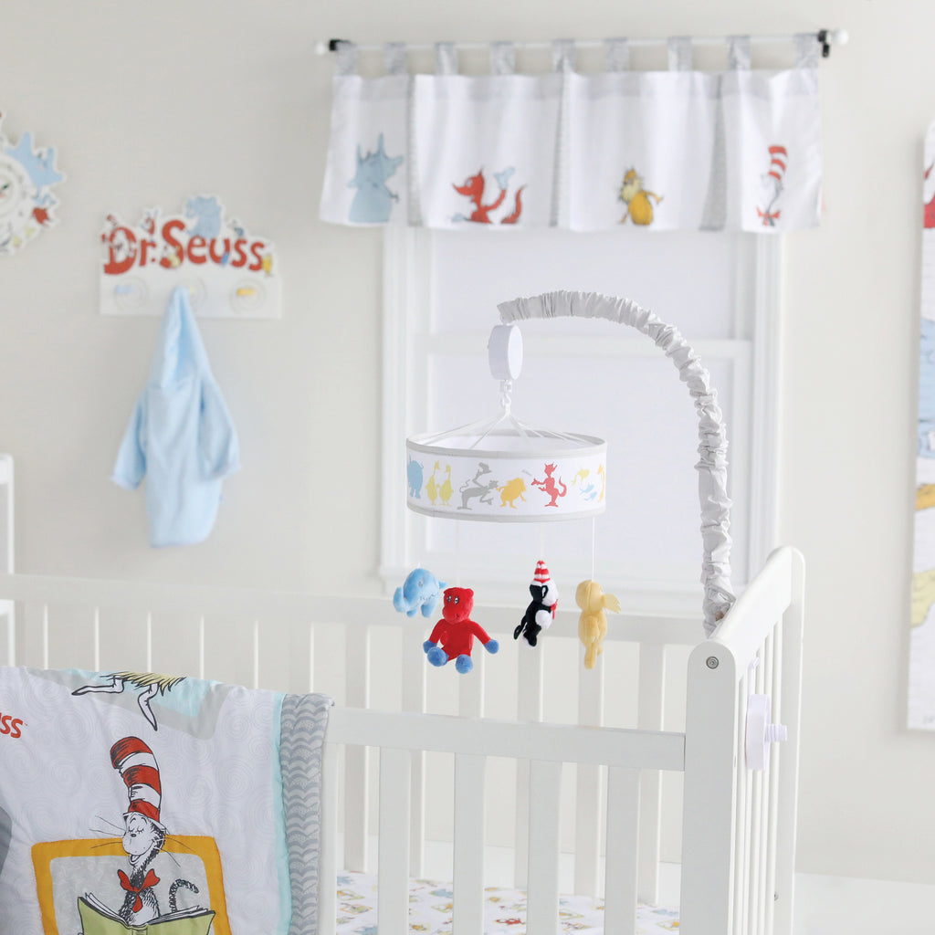 Dr. Seuss™ Friends Musical Crib Mobile30419$44.99Trend Lab