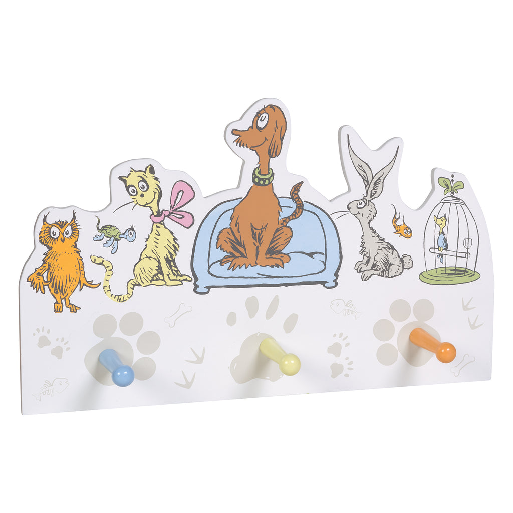 Dr. Seuss™ What Pet Should I Get? Peg Hook30640$14.99Trend Lab