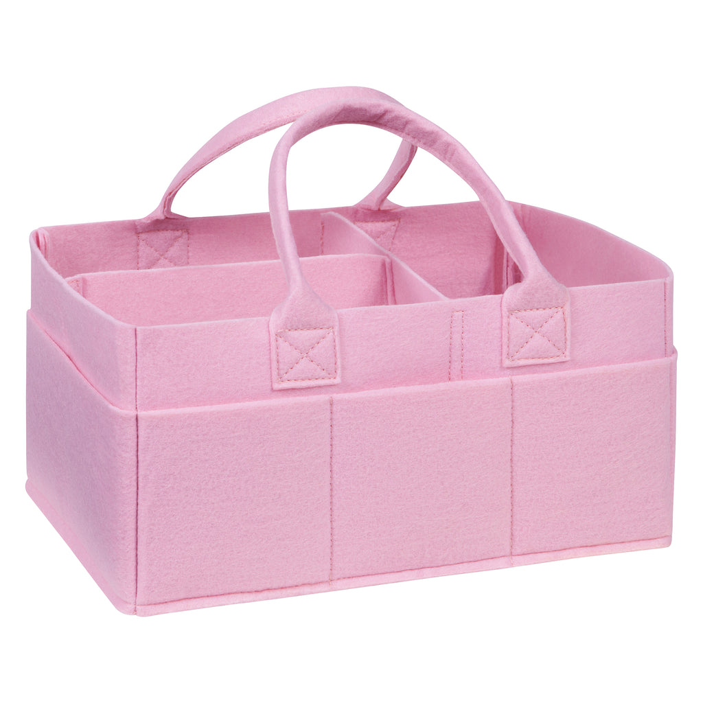 Ice Pink Felt Storage Caddy55333$14.99Trend Lab