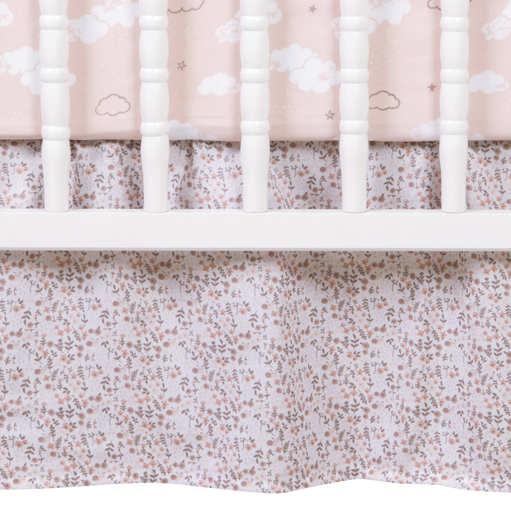 Sammy and Lou Cottontail Cloud 4 Piece Crib Bedding Set55343$69.99Trend Lab
