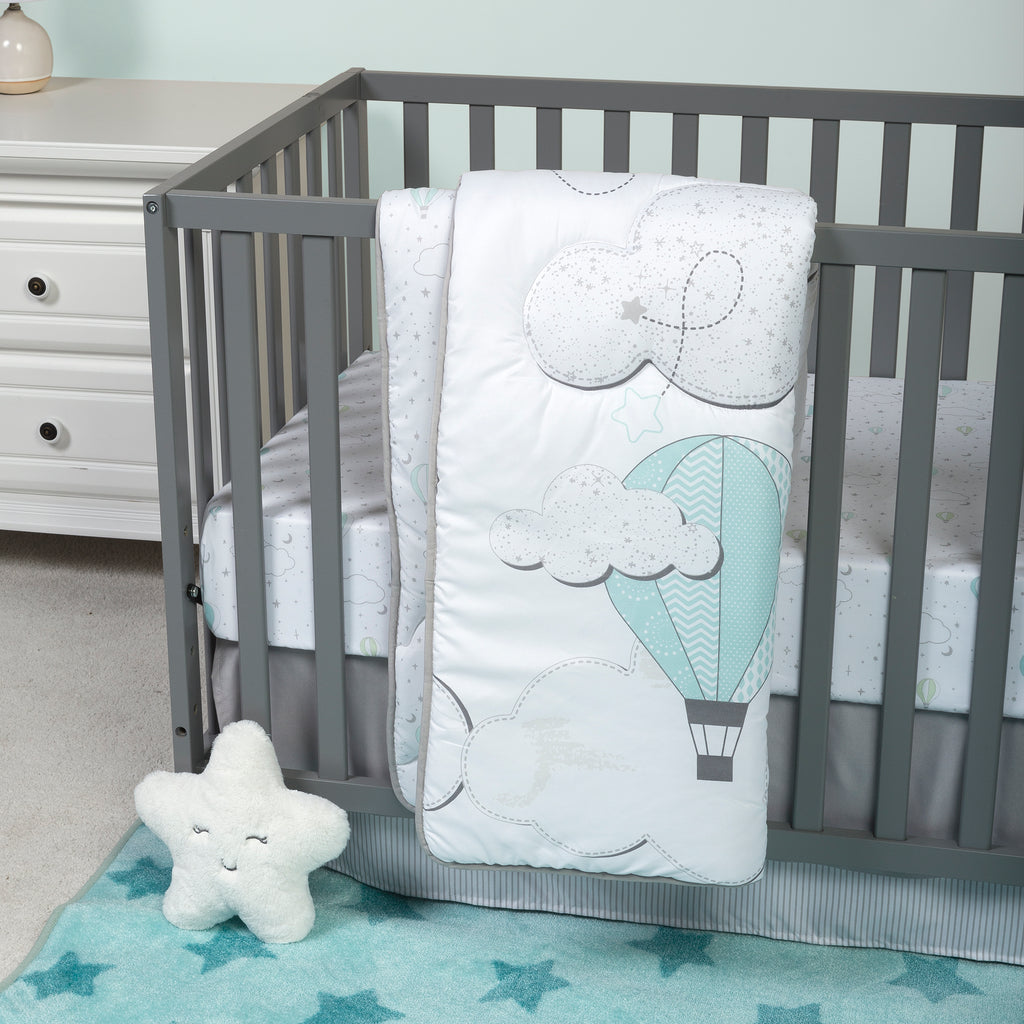 Sammy and Lou Starry Dreams 4 Piece Crib Bedding Set55344$69.99Trend Lab