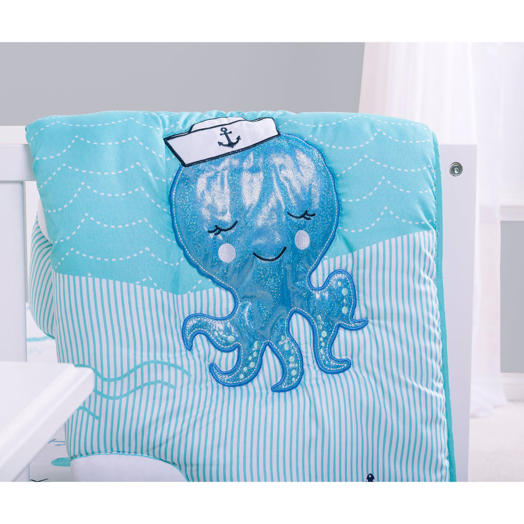 Sammy and Lou Nautical Adventure 4 Piece Crib Bedding Set55350$69.99Trend Lab
