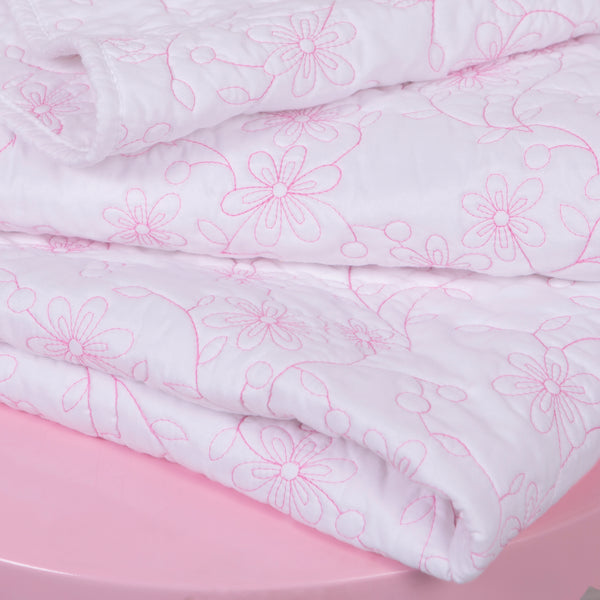 Sammy And Lou Floral Quilt Bedding And Accessories Trend