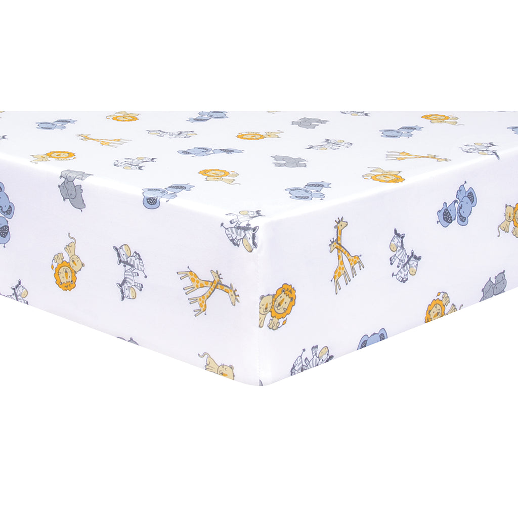 Sammy and Lou Noah's Ark 4 Piece Crib Bedding Set55398$69.99Trend Lab