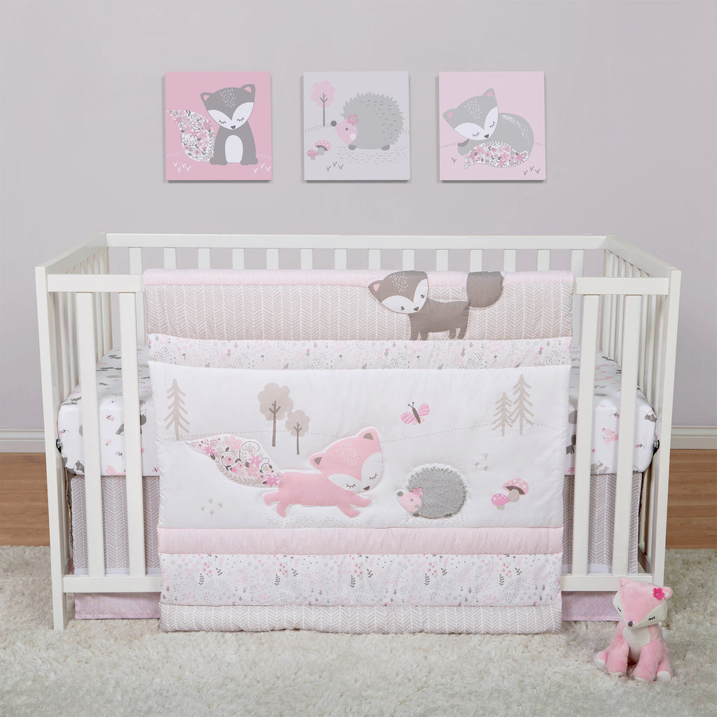 Lots of Fox 4 Piece Bedding Set from Sammy and Lou®55412$69.99Trend Lab