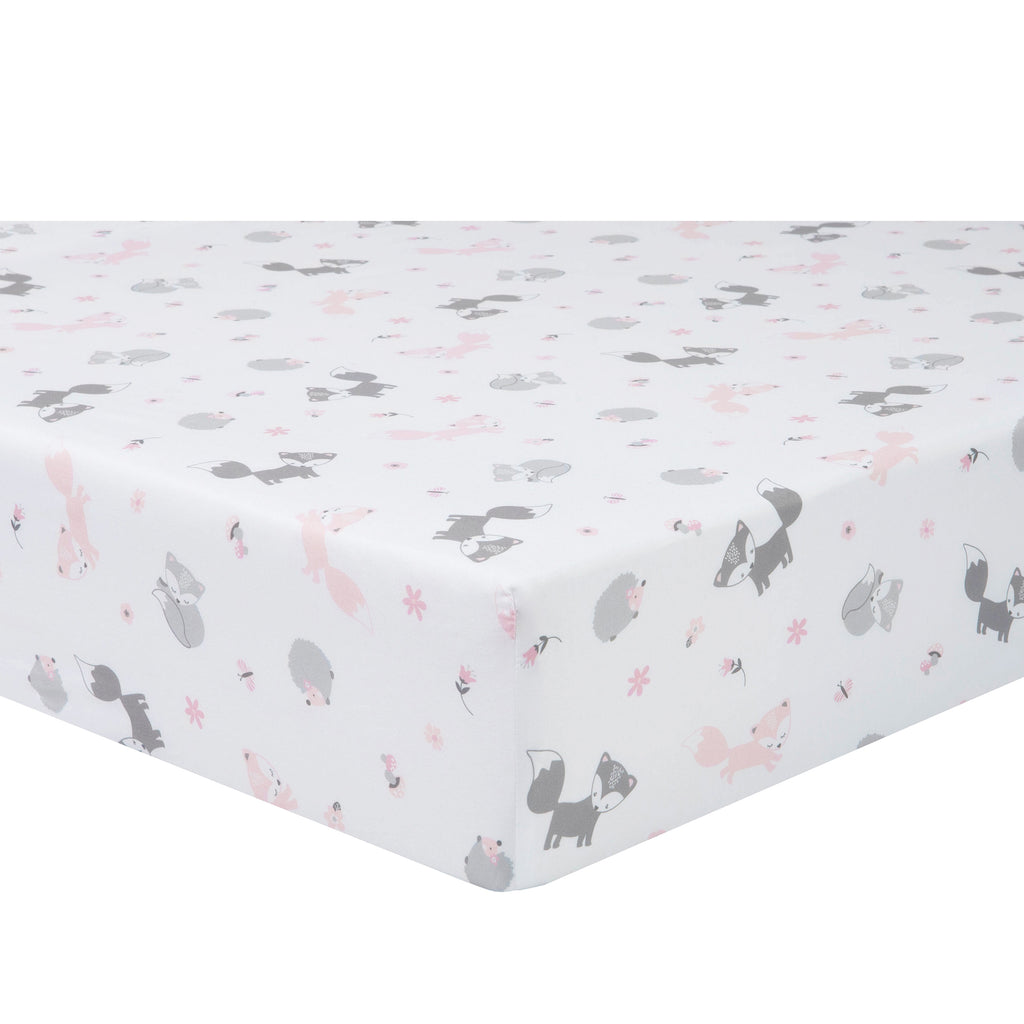 Lots of Fox 2-Pack Microfiber Fitted Crib Sheet Set by Sammy and Lou®55458$17.99Trend Lab