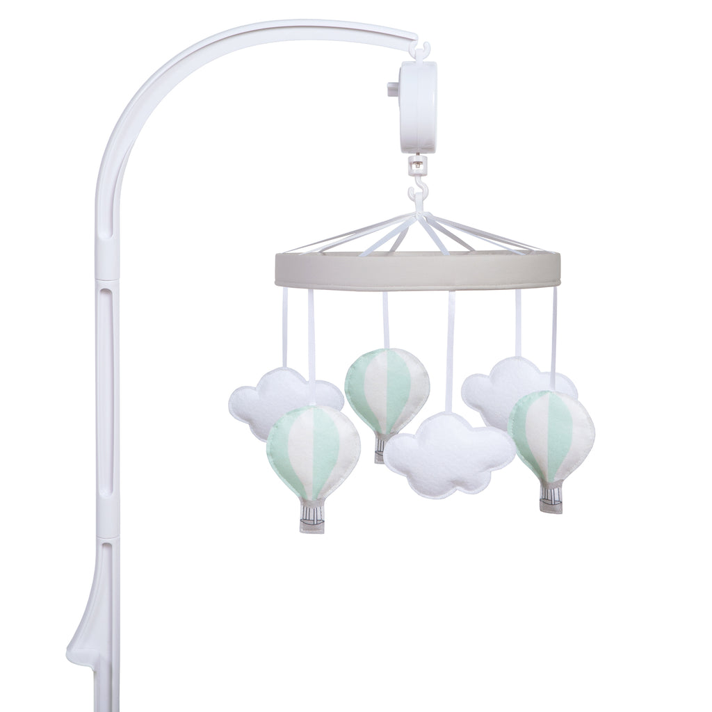 Hot Air Balloon Musical Crib Mobile by Sammy and Lou55465$34.99Trend Lab