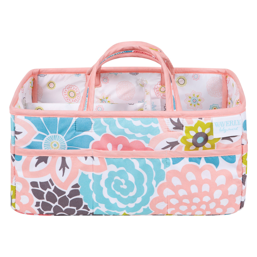 Waverly® Blooms Diaper Caddy71068$24.99Trend Lab
