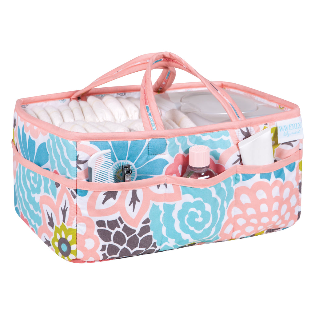 Waverly® Blooms Diaper Caddy Trend Lab, LLC