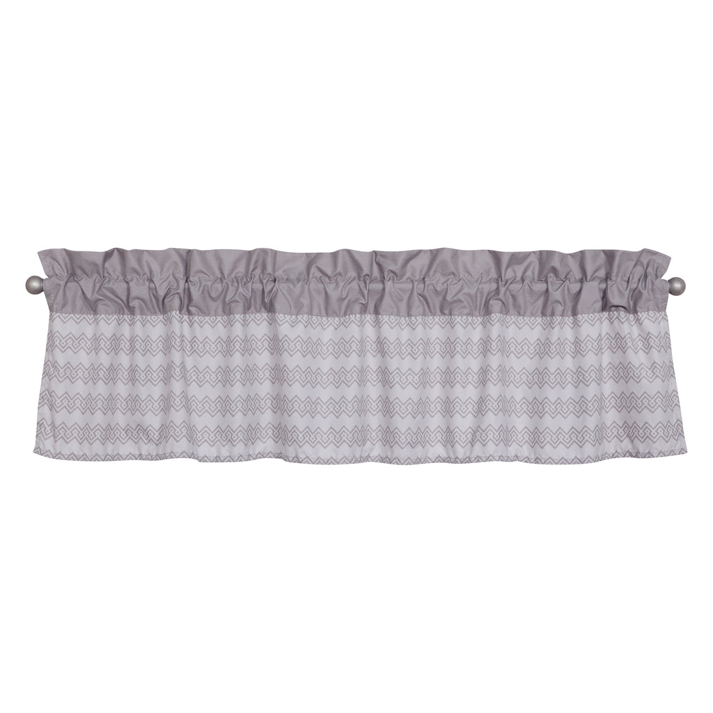 Waverly® Congo Line Window Valance Trend Lab, LLC