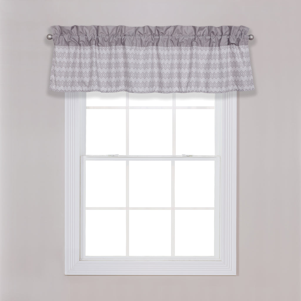 Waverly® Congo Line Window Valance