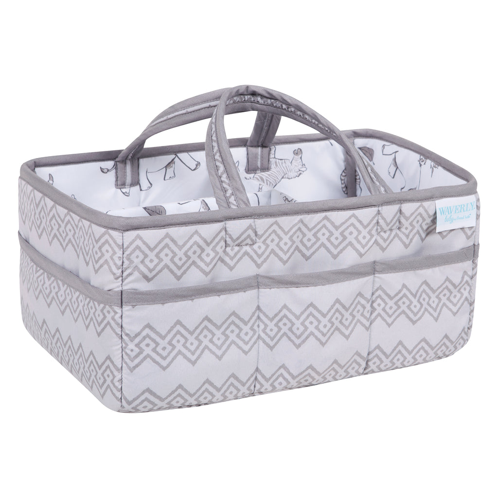 Waverly® Congo Line Diaper Caddy71080$24.99Trend Lab