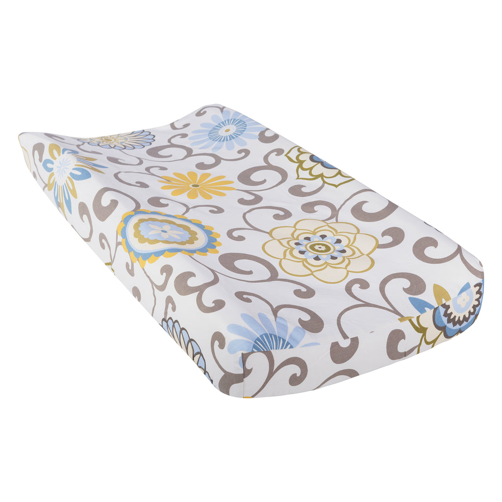 Waverly® Baby Pom Pom Spa Changing Pad Cover Trend Lab, LLC