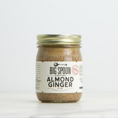 Big Spoon Roasters Almond Ginger Nut Butter