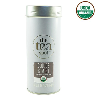 Clouds & Mist Organic Green Tea