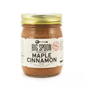 Maple Cinnamon Nut Butter