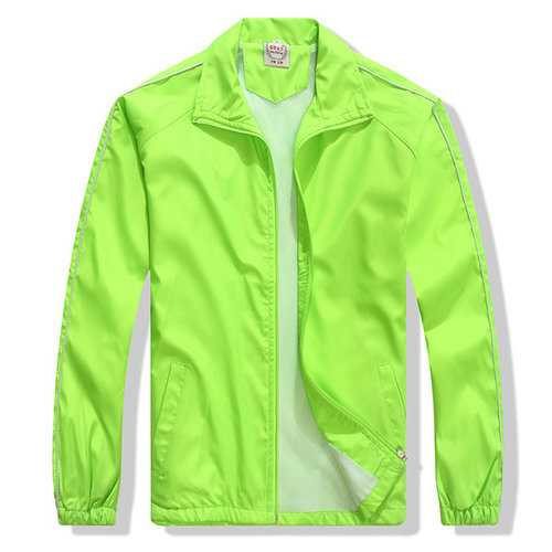 Bright-colored Casual Sport Jacket for Men