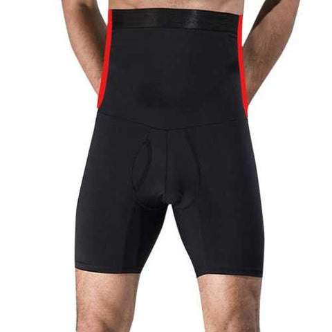 High Elastic Hip Lifting Boxers