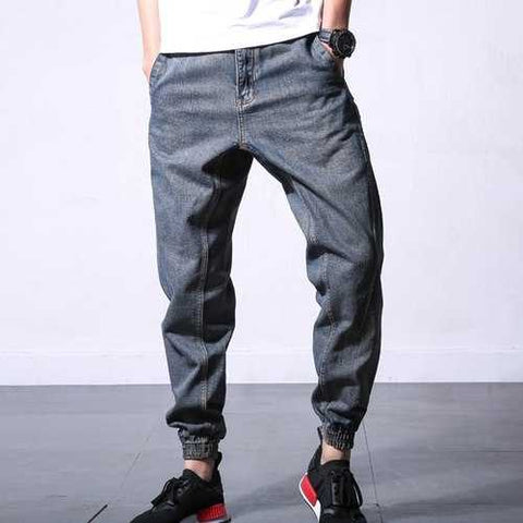 Loose Hip Hop Long Pants