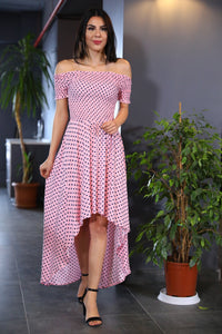 Patterned Dress (Size 36)
