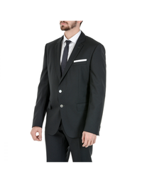 Hugo Boss Mens Suit Black HUTSON GANDER