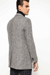 Grizzled Cachet Coat