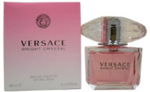 Women Versace Versace Bright Crystal EDT Spray 3 oz