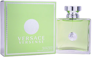 Women Versace Versace Versense EDT Spray 3.4 oz
